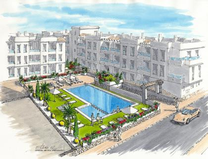 1,2,3 Bed 2 Bath Apartments in Torrevieja Torrevieja