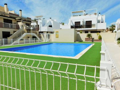 3 Bed 2 Bath Penthouse in Lomas de Cabo Roig with Gym and Sauna Lomas De Cabo Roig