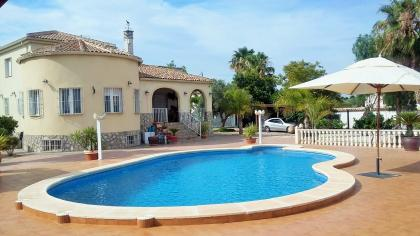 4 Bed 4 Bath Fully Legal Stunning Detached Villa in Catral Catral