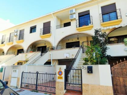 3 Bed 2 Bath Townhouse with Garage and Com Pool in San Miguel de Salinas San Miguel De Salinas