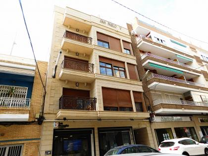 3 Bed 2 Bath 3rd Floor Apartment Renovated in Torrevieja Only 200 Meters from the Sea Torrevieja