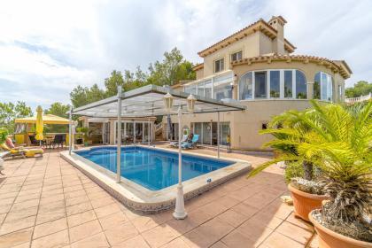 3 Bed 3 Bath Detached Villa with Heated Pool in Pinar de Campoverde Pinar De Campoverde