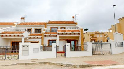 3 Bed 3 Bath with 2 En Suites Townhouse in San Miguel de Salinas San Miguel De Salinas