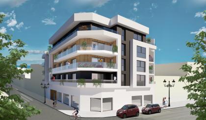 3 Bed 2 Bath New Build Apartment with Solarium in Guardamar del Segura Guardamar del Segura